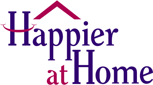 Happier at Home logo