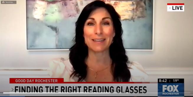 reading glasses segment